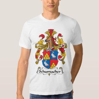 Escudo de la familia de Schumacher Playeras