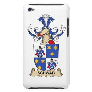 Escudo de la familia de Schwab iPod Case-Mate Protector