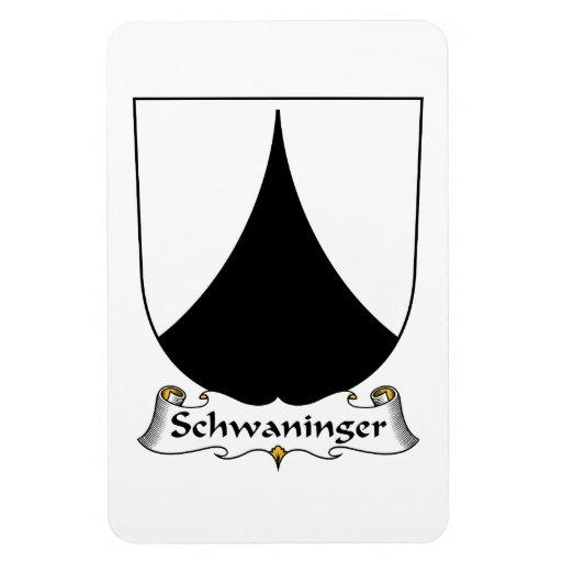 Escudo de la familia de Schwaninger Iman