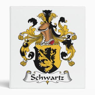 Escudo de la familia de Schwartz