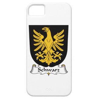 Escudo de la familia de Schwarz iPhone 5 Cárcasa