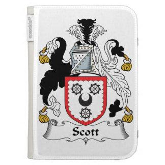 Escudo de la familia de Scott