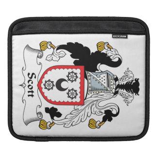 Escudo de la familia de Scott Manga De iPad