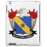 Escudo de la familia de Scottowe