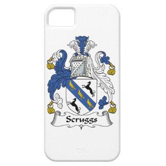 Escudo de la familia de Scruggs iPhone 5 Fundas