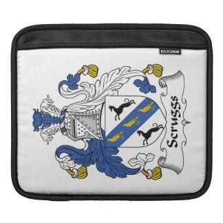 Escudo de la familia de Scruggs Manga De iPad
