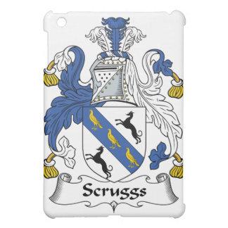 Escudo de la familia de Scruggs