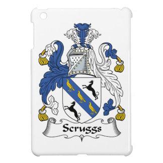 Escudo de la familia de Scruggs iPad Mini Funda