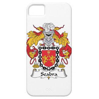 Escudo de la familia de Seabra iPhone 5 Cárcasas