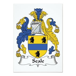 Escudo de la familia de Seale Anuncio Personalizado