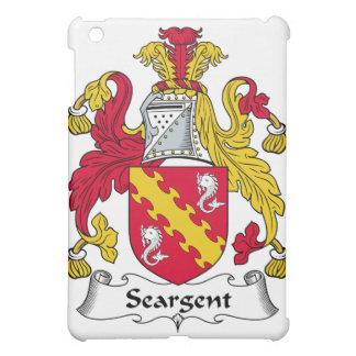 Escudo de la familia de Seargent