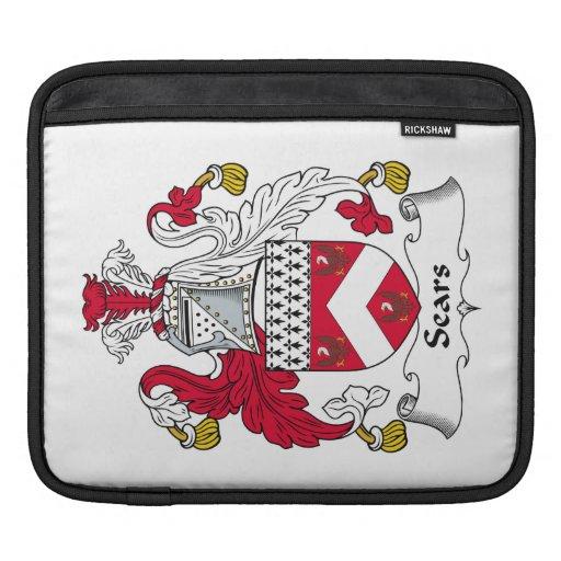 Escudo de la familia de Sears Mangas De iPad