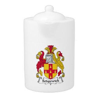 Escudo de la familia de Sedgewick
