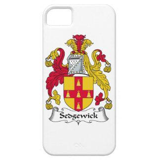 Escudo de la familia de Sedgewick iPhone 5 Protectores