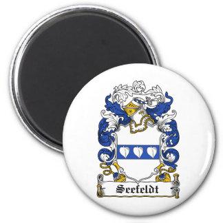 Escudo de la familia de Seefeldt Iman De Nevera