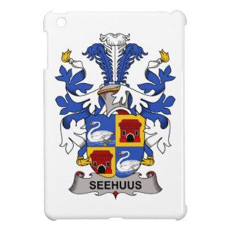 Escudo de la familia de Seehuus iPad Mini Cárcasa
