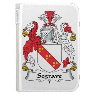 Escudo de la familia de Segrave