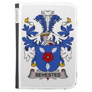 Escudo de la familia de Sehested