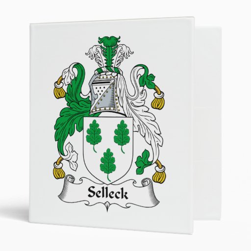 Escudo de la familia de Selleck