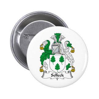 Escudo de la familia de Selleck Pin