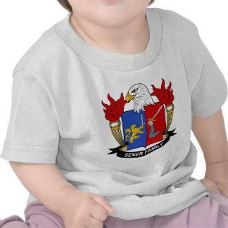 Escudo de la familia de Sener Camiseta