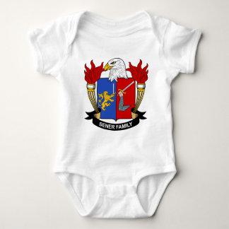 Escudo de la familia de Sener T-shirts