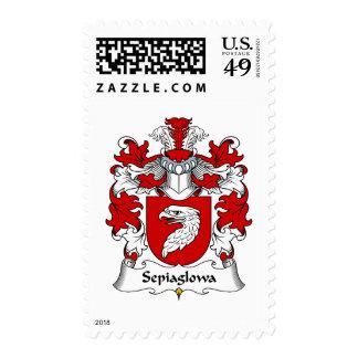 Escudo de la familia de Sepiaglowa Envio