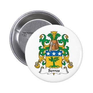 Escudo de la familia de Serres Pin