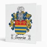 Escudo de la familia de Severino