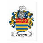 Escudo de la familia de Severino Postales