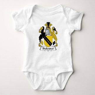 Escudo de la familia de Shakespear T Shirt