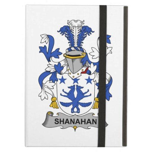 Escudo de la familia de Shanahan