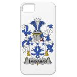 Escudo de la familia de Shanahan iPhone 5 Carcasas