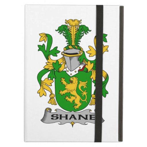 Escudo de la familia de Shane