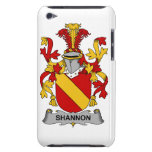 Escudo de la familia de Shannon iPod Case-Mate Protector
