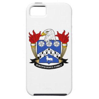 Escudo de la familia de Sheepshanks iPhone 5 Carcasa