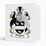 Escudo de la familia de Sheldon