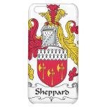 Escudo de la familia de Sheppard