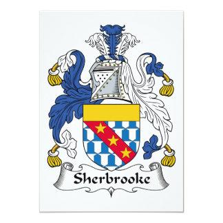 Escudo de la familia de Sherbrooke Anuncios