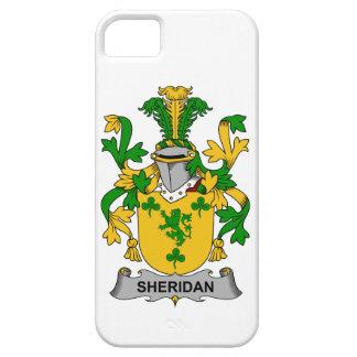 Escudo de la familia de Sheridan iPhone 5 Case-Mate Funda