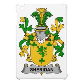 Escudo de la familia de Sheridan iPad Mini Cárcasa