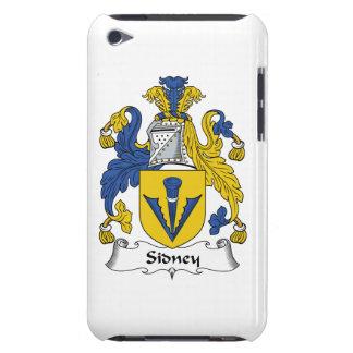 Escudo de la familia de Sidney iPod Case-Mate Protector