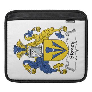 Escudo de la familia de Sidney Funda Para iPads