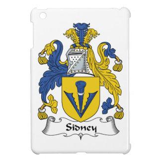 Escudo de la familia de Sidney iPad Mini Cárcasa