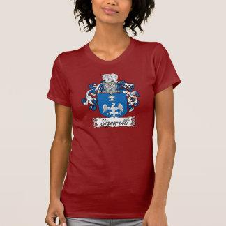 Escudo de la familia de Signorelli Camisetas