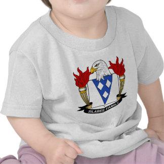 Escudo de la familia de Silabee Camiseta