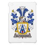 Escudo de la familia de Silfvergren iPad Mini Cárcasas