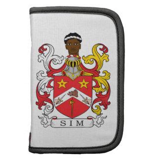 Escudo de la familia de Sim Planificadores