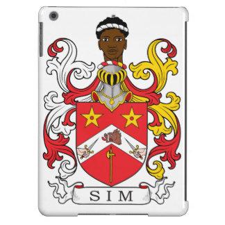 Escudo de la familia de Sim