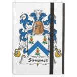 Escudo de la familia de Simonet